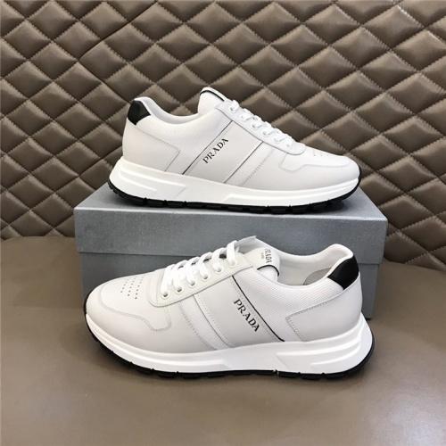 Prada Casual Shoes For Men #832126