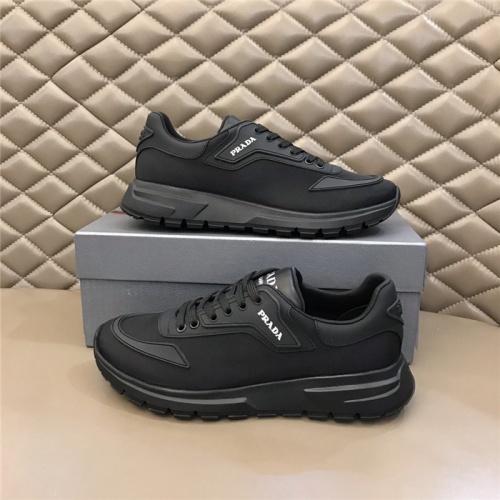 Prada Casual Shoes For Men #832134
