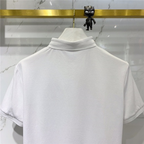 Replica Valentino T-Shirts Short Sleeved For Men #832149 $43.00 USD for Wholesale