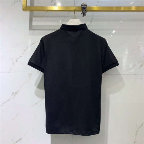 Replica Valentino T-Shirts Short Sleeved For Men #832150 $43.00 USD for Wholesale