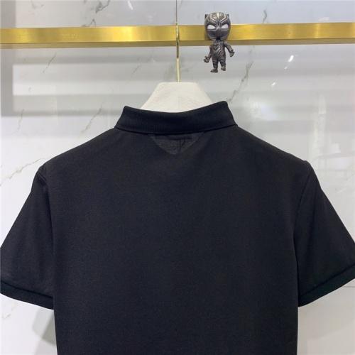 Replica Fendi T-Shirts Short Sleeved For Men #832164 $43.00 USD for Wholesale