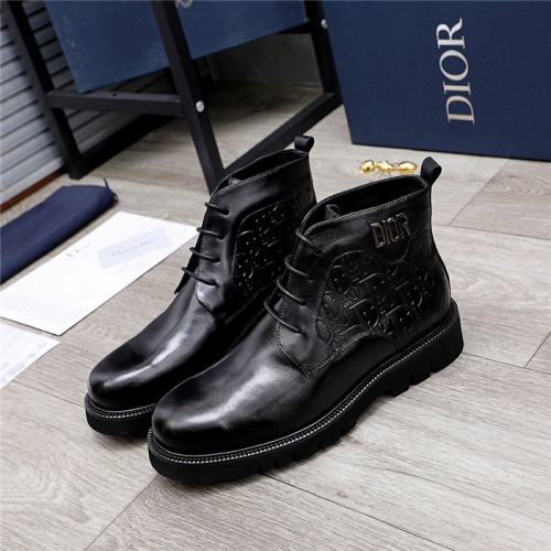 Christian Dior Boots For Men #832170