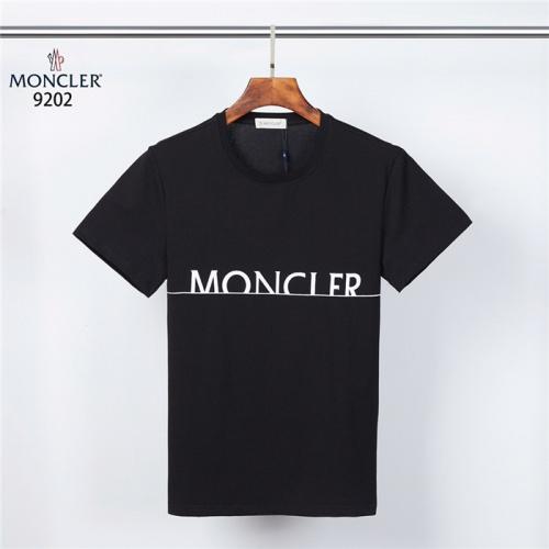 Moncler T-Shirts Short Sleeved For Men #832173