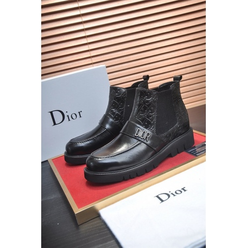 Christian Dior Boots For Men #832178
