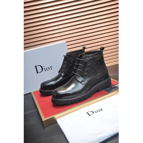 Christian Dior Boots For Men #832179