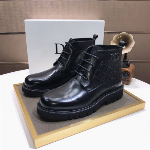 Christian Dior Boots For Men #832185