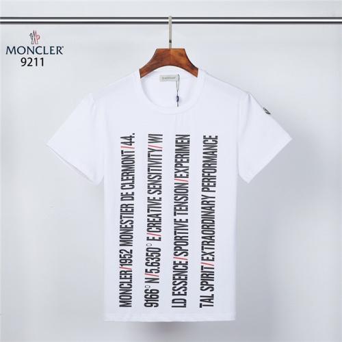 Moncler T-Shirts Short Sleeved For Men #832189