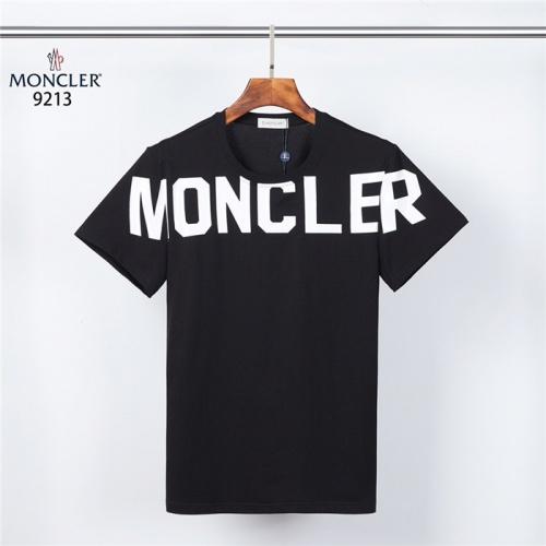 Moncler T-Shirts Short Sleeved For Men #832193