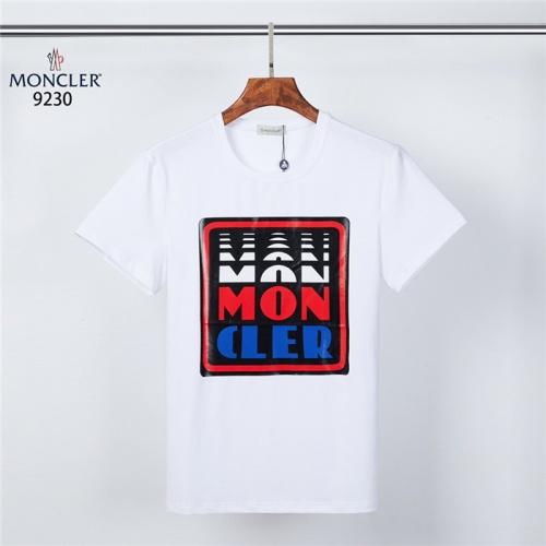 Moncler T-Shirts Short Sleeved For Men #832198
