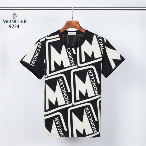 Moncler T-Shirts Short Sleeved For Men #832205