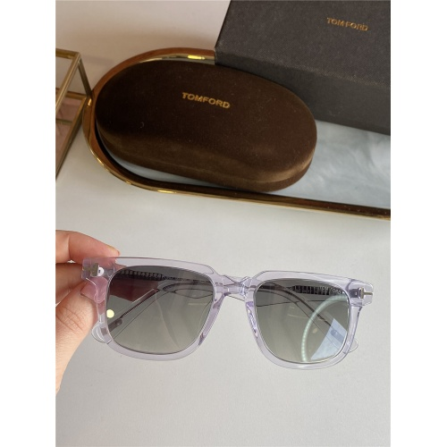Tom Ford AAA Quality Sunglasses #832216 $45.00 USD, Wholesale Replica Tom Ford AAA Sunglasses