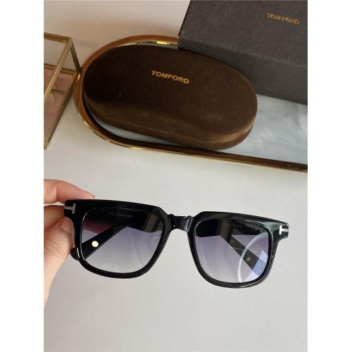 Tom Ford AAA Quality Sunglasses #832217 $45.00 USD, Wholesale Replica Tom Ford AAA Sunglasses