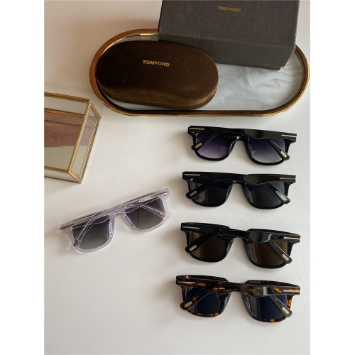 Replica Tom Ford AAA Quality Sunglasses #832217 $45.00 USD for Wholesale