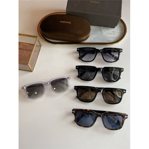 Replica Tom Ford AAA Quality Sunglasses #832219 $45.00 USD for Wholesale
