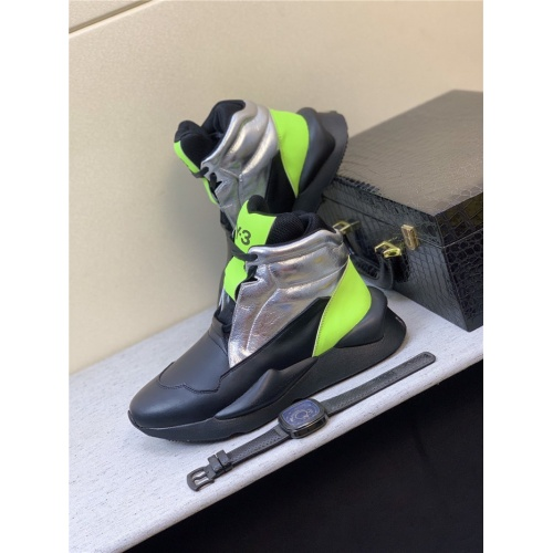 Y-3 High Tops Shoes For Men #832330