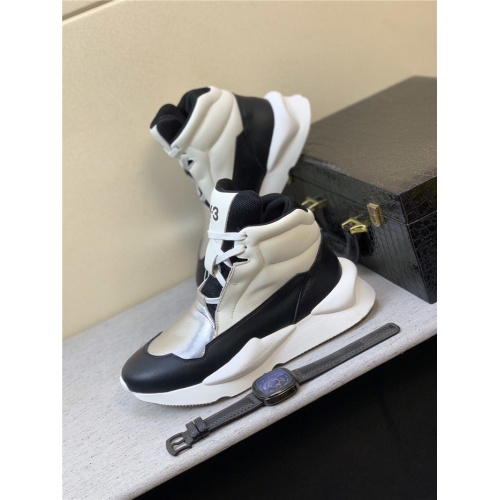 Y-3 High Tops Shoes For Men #832331