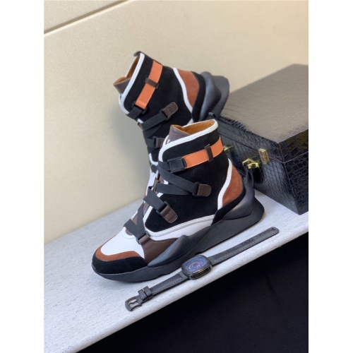 Y-3 High Tops Shoes For Men #832334