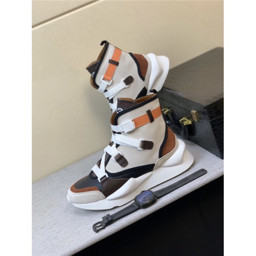 Y-3 High Tops Shoes For Men #832335