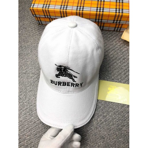 Replica Burberry Caps #832360 $33.00 USD for Wholesale