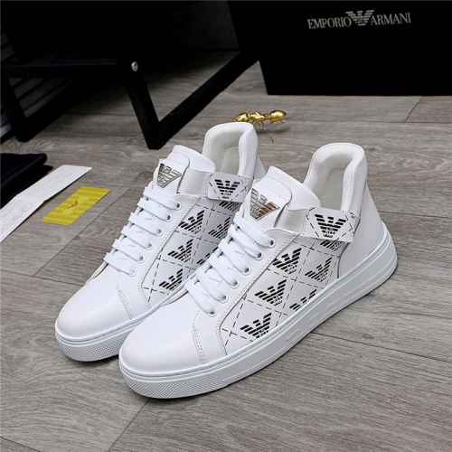 Armani Casual Shoes For Men #832364