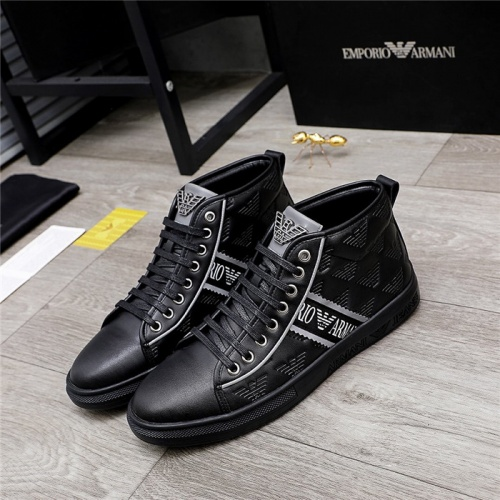 Armani Casual Shoes For Men #832367