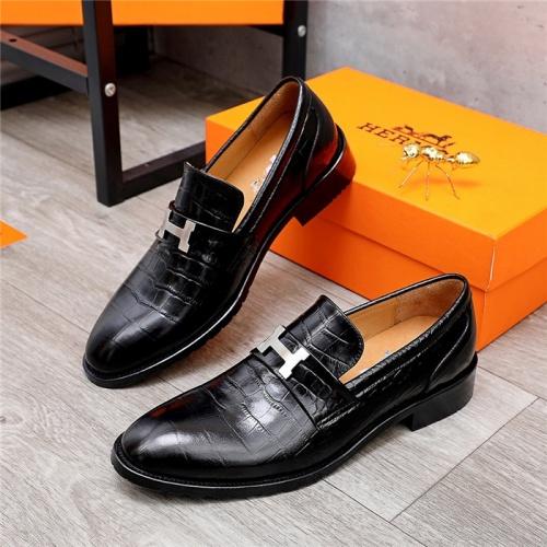 Hermes Leather Shoes For Men #832382