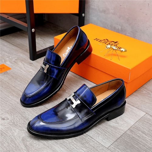 Hermes Leather Shoes For Men #832383