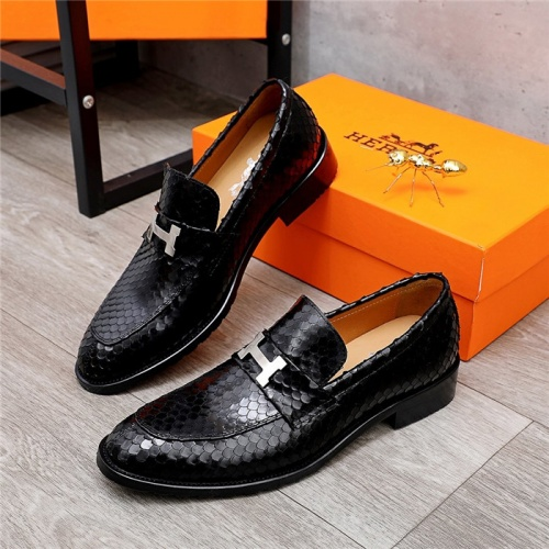 Hermes Leather Shoes For Men #832384