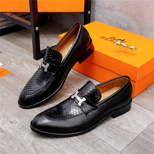 Hermes Leather Shoes For Men #832385