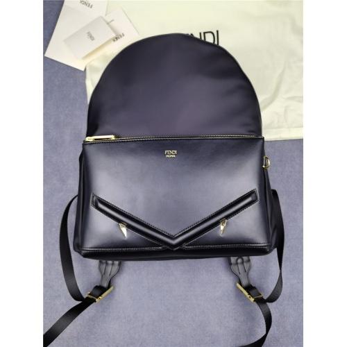Fendi AAA Quality Backpacks For Unisex #832413