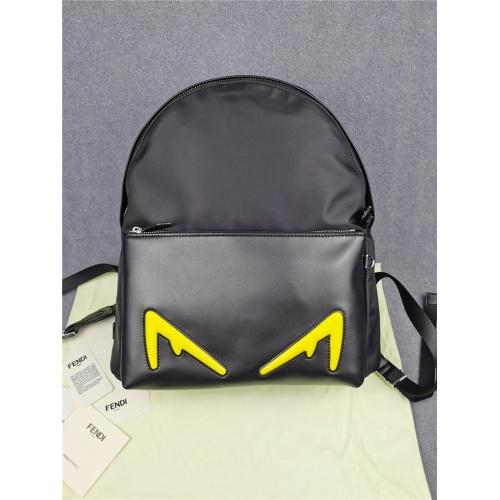 Fendi AAA Quality Backpacks For Unisex #832415