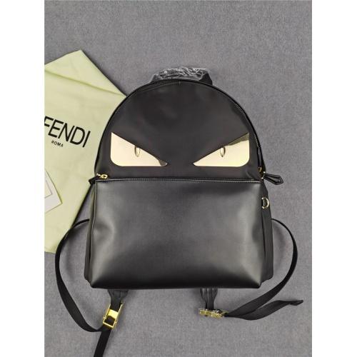 Fendi AAA Quality Backpacks For Unisex #832417