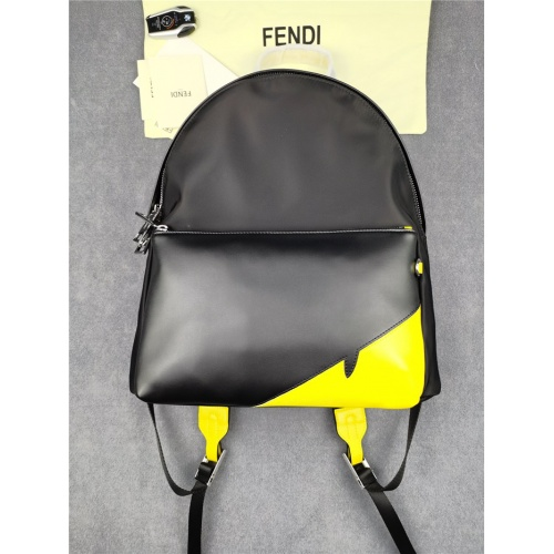 Fendi AAA Quality Backpacks For Unisex #832418