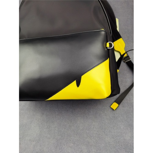 Replica Fendi AAA Quality Backpacks For Unisex #832418 $140.00 USD for Wholesale