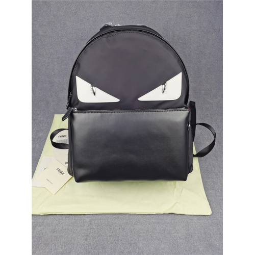 Fendi AAA Quality Backpacks For Unisex #832419