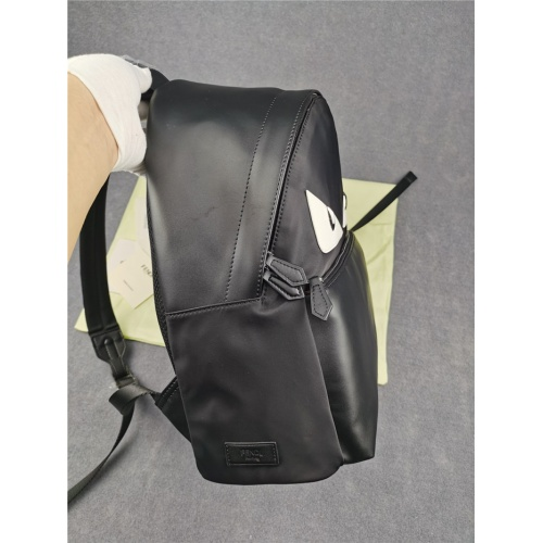 Replica Fendi AAA Quality Backpacks For Unisex #832419 $140.00 USD for Wholesale