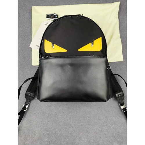 Fendi AAA Quality Backpacks For Unisex #832420