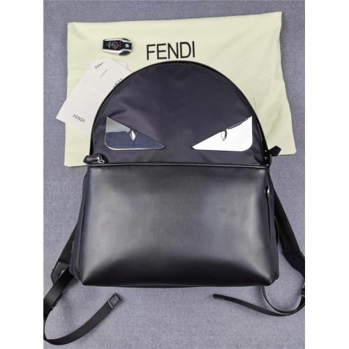 Fendi AAA Quality Backpacks For Unisex #832421