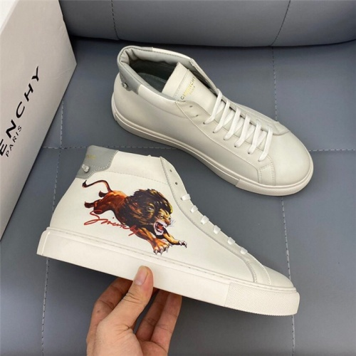 Givenchy High Tops Shoes For Women #832437