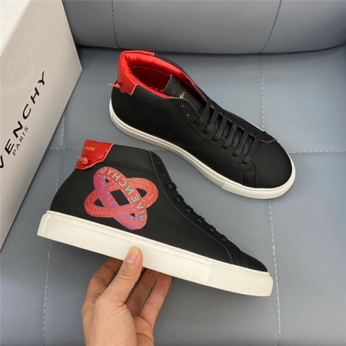 Givenchy High Tops Shoes For Women #832438
