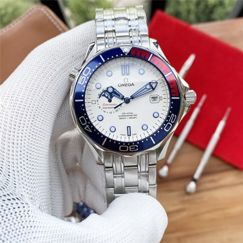 Replica OMEGA AAA Quality Watches For Men #832443 $246.00 USD for Wholesale