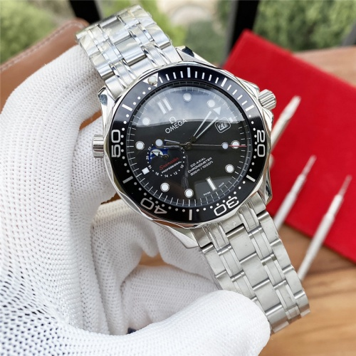 OMEGA AAA Quality Watches For Men #832444 $246.00, Wholesale Replica OMEGA New Quality Watches