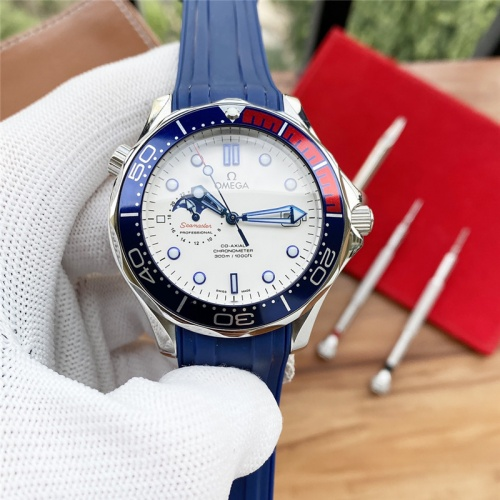 OMEGA AAA Quality Watches For Men #832449 $233.00, Wholesale Replica OMEGA New Quality Watches