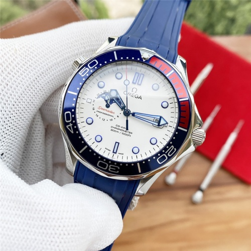 Replica OMEGA AAA Quality Watches For Men #832449 $233.00 USD for Wholesale