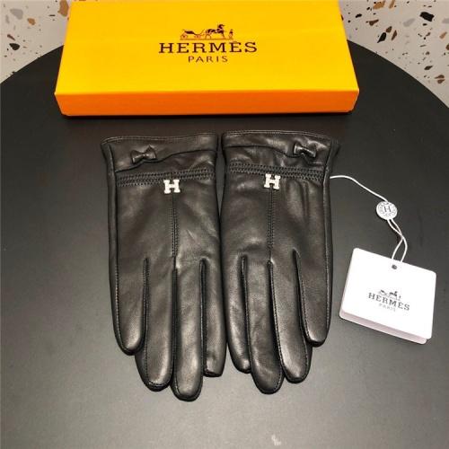 Hermes Gloves For Women #832494 $50.00 USD, Wholesale Replica Hermes Gloves