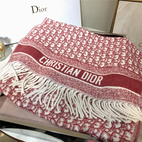 Christian Dior Quality A Scarves For Women #832559 $54.00, Wholesale Replica Dior Quality A Scarves