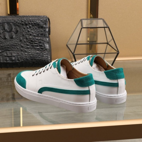 Replica Hermes Casual Shoes For Men #832577 $80.00 USD for Wholesale