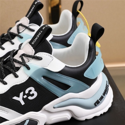 Replica Y-3 Casual Shoes For Men #832585 $96.00 USD for Wholesale