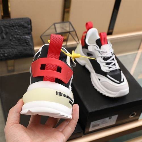 Replica Y-3 Casual Shoes For Men #832586 $96.00 USD for Wholesale