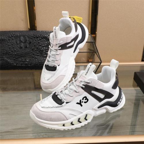 Y-3 Casual Shoes For Men #832587 $96.00 USD, Wholesale Replica Y-3 Casual Shoes